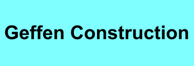 Geffen Construction Logo